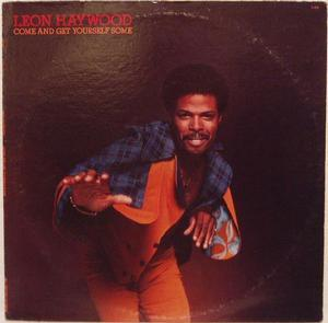 Album  Cover Leon Haywood - Come And Get Yourself Some on 20TH CENTURY Records from 1975