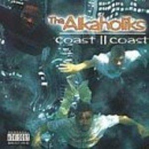 Album  Cover Tha Alkaholiks - Coast Ii Coast on LOUD Records from 1995