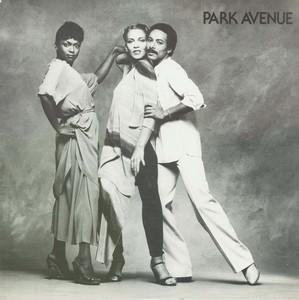 Album  Cover Park Avenue - Park Avenue on  Records from 1982