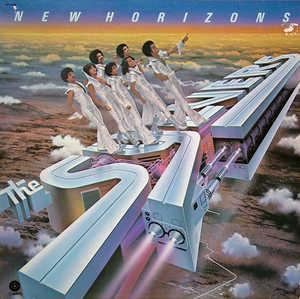 Album  Cover Sylvers - New Horizons on CAPITOL Records from 1978