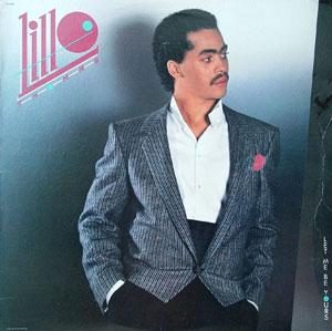 Album  Cover Lillo Thomas - Let Me Be Yours on CAPITOL Records from 1983