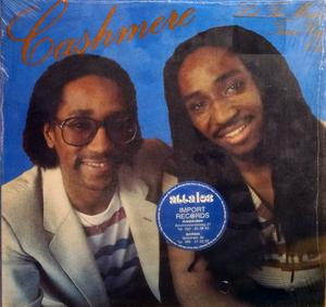 Album  Cover Cashmere - Let The Music Turn You On on PHILLY WORLD Records from 1983