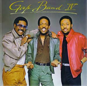 Front Cover Album The Gap Band - The Gap Band IV