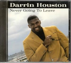 Front Cover Album Darrin Houston - Never Going To Leave