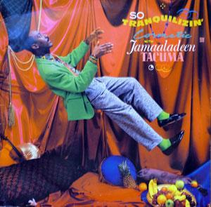 Album  Cover Cosmetic - So Tranquilizin' on GRAMAVISION Records from 1985