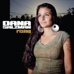 Album  Cover Dana Salzman - Rising on DANA BABY WHAT Records from 2010