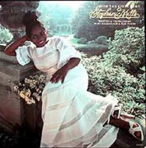 Album  Cover Stephanie Mills - For The First Time on MOTOWN Records from 1976