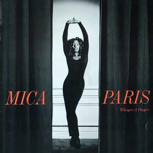 Album  Cover Mica Paris - Whisper A Prayer on  Records from 1993