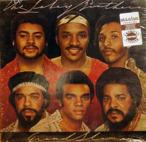 Album  Cover The Isley Brothers - Grand Slam on T-NECK Records from 1981
