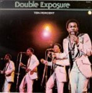 Album  Cover Double Exposure - Ten Percent on SALSOUL Records from 1976
