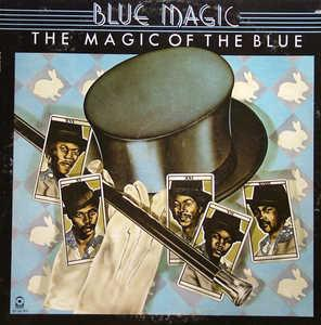 Album  Cover Blue Magic - The Magic Of The Blue  on ATCO Records from 1974