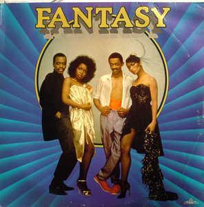 Album  Cover Fantasy - Fantasy on KILLROY Records from 1981