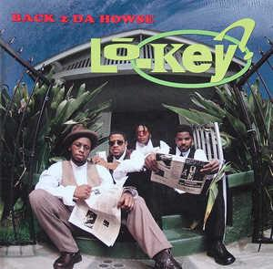 Album  Cover Lo-key - Back 2 Da Howse on PERSPECTIVE Records from 1994