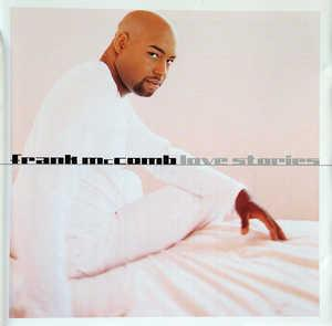 Front Cover Album Frank Mccomb - Love Stories