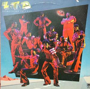 Album  Cover L.t.d. - Something To Love on A&M Records from 1977