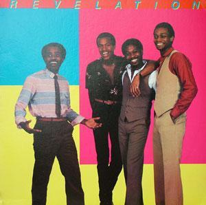 Album  Cover Revelation - Revelation on HANDSHAKE Records from 1980