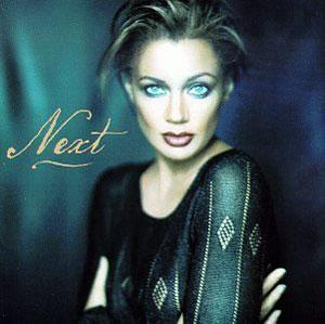 Album  Cover Vanessa Williams - Next on MERCURY Records from 1997