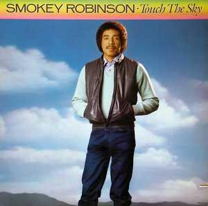 Album  Cover Smokey Robinson - Touch The Sky on TAMLA Records from 1983