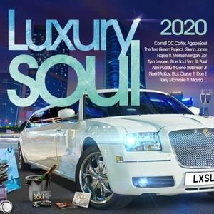Front Cover Album Various Artists - Luxury Soul 2020