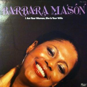 Album  Cover Barbara Mason - I Am Your Woman, She Is Your Wife on PRELUDE Records from 1978