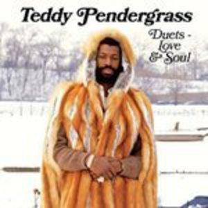 Album  Cover Teddy Pendergrass - Duets - Love & Soul on GOLDENLANE Records from 2015