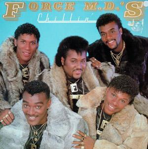Album  Cover Force M.d.'s - Chillin' on TOMMY BOY Records from 1986