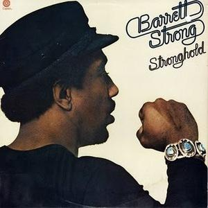Front Cover Album Barrett Strong - Stronghold