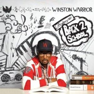 Album  Cover Winston Warrior - Lifeology 101: Back 2 School on VINTAGE R&B/UNLIMITED WEALTH E Records from 2012