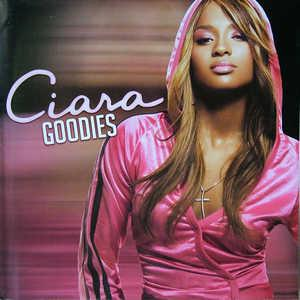 Album  Cover Ciara - Goodies on LAFACE Records from 2005