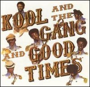 Front Cover Album Kool & The Gang - Good Times