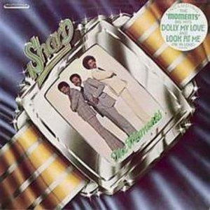 Album  Cover The Moments - Sharp on STANG (PLATINUM) Records from 1978