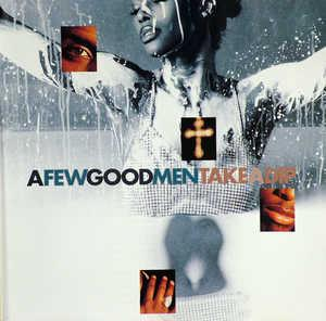 Album  Cover A Few Good Men - Take A Dip on LA FACE Records from 1995