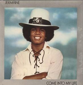 Album  Cover Jermaine Jackson - Come Into My Life on MOTOWN Records from 1973