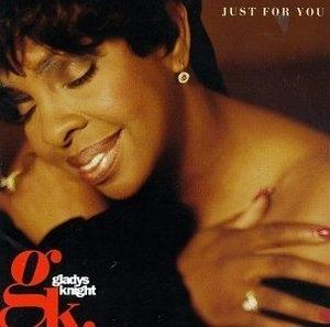 Album  Cover Gladys Knight - Just For You on MCA Records from 1994