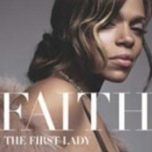 Front Cover Album Faith Evans - The First Lady