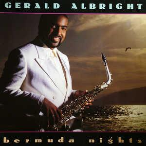 Album  Cover Gerald Albright - Bermuda Nights on ATLANTIC Records from 1988