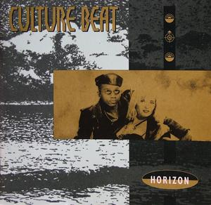 Album  Cover Culture Beat - Horizon on SONY Records from 1991