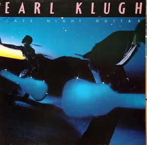 Album  Cover Earl Klugh - Late Night Guitar on LIBERTY Records from 1980