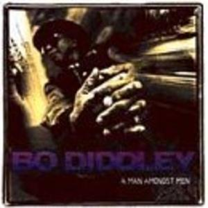 Album  Cover Bo Diddley - A Man Amongst Men on CODE BLUE Records from 1996