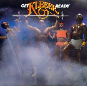 Front Cover Album Kleeer - Get Ready