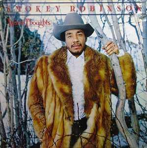 Album  Cover Smokey Robinson - Warm Thoughts on TAMLA Records from 1980