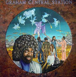 Front Cover Album Larry Graham And Graham Central Station - Ain't No 'Bout-A-Doubt It