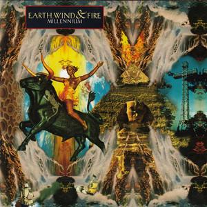 Album  Cover Wind & Fire Earth - Millennium on  Records from 1993