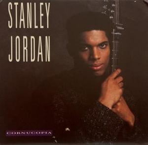 Album  Cover Stanley Jordan - Cornucopia on BLUE NOTE, JUGOTON Records from 1990