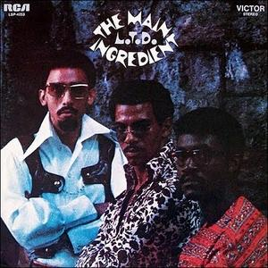 Album  Cover The Main Ingredient - L.t.d. on RCA VICTOR Records from 1970
