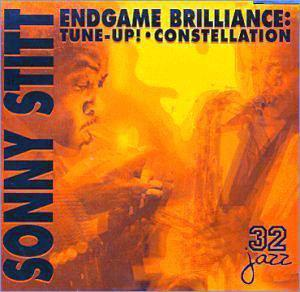 Album  Cover Sonny Stitt - Endgame Brilliance: Constellation & Tune-up on 32 JAZZ Records from 1972