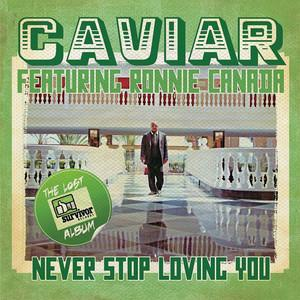 Album  Cover Caviar - Never Stop Loving You on BOOGIE TIMES Records from 2012