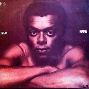 Album  Cover Leon Ware - Leon Ware on UNITED ARTISTS Records from 1972