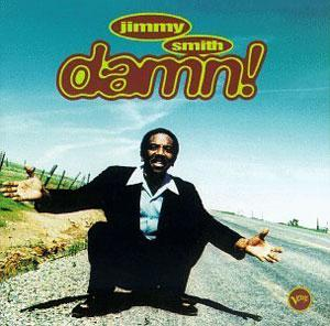 Album  Cover Jimmy Smith - Damn! on VERVE Records from 1995