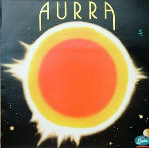 Album  Cover Aurra - Aurra on DREAM Records from 1980